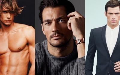 Самые красивые мужчины-модели со всего мира