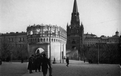 И Москва когда-то была большой деревней: 50 фото