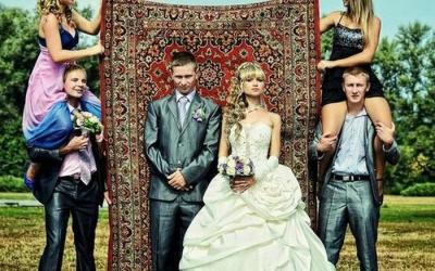 40 фотодоказательств того, что свадьба — это всегда весело
