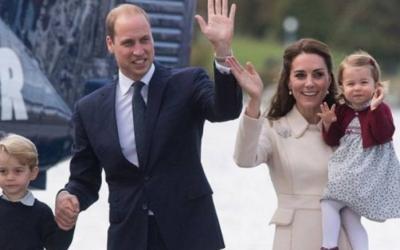 Как Кейт и Уильям нарушают королевские традиции
