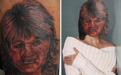30 плохих татуировок, которые не стоило делать