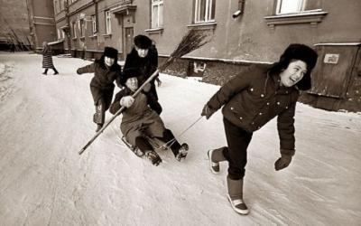 Жизнь в СССР: 50 самых классных ретро-фото