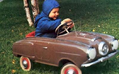 Детское счастье в СССР: 20 фото советских игрушек
