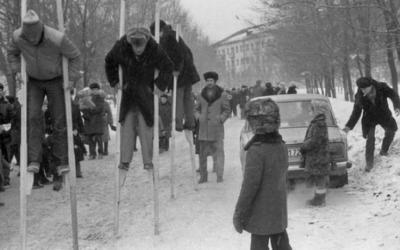 Документальные фотографии, которые были запрещены в СССР