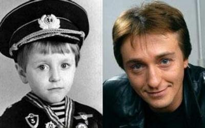 Знаменитые люди в детстве и сейчас, 20 фото
