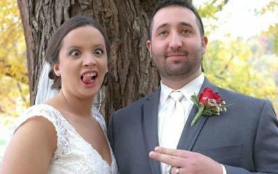 Подборка самых нелепых свадебных снимков, 40 фото