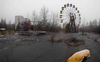 Зона отчуждения: Припять спустя 30 лет после Чернобыльской аварии
