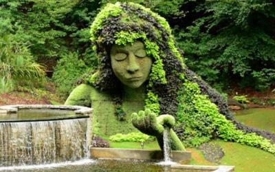 Красивейшие ботанические сады мира, 25 фото