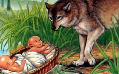 Истории детей, которые выросли среди животных, 20 фото