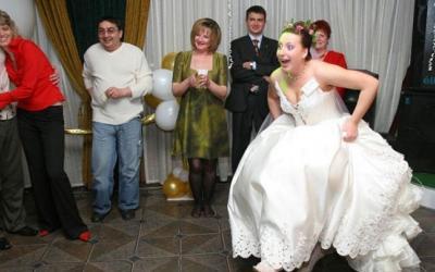 «Шедевры» свадебной фотографии из серии «Никогда так не снимай!», 50 фото