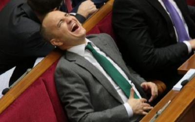 Депутаты на работе, 50 смешных фото