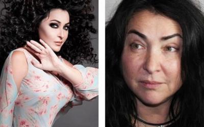 Известные красотки мирового шоубизнеса с макияжем и без (35 фото)