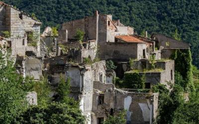 Заброшенные города, от которых бегут мурашки