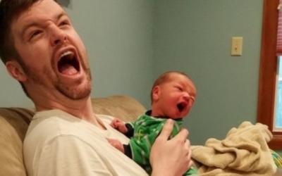 Когда родители устали: 40 смешных фото