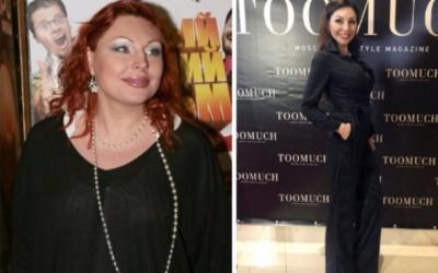 30 звёзд российского шоу-бизнеса до и после похудения