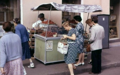 50 ностальгических фотографий из СССР