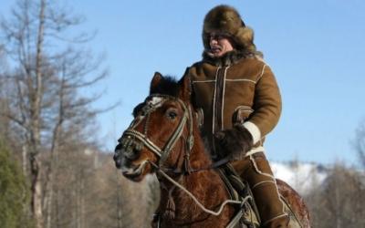 Чем занимается Путин, когда он не на работе: 28 фото