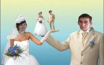 Самые веселые свадебные снимки, 34 фото