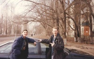 20 фото «лихих 90-х»