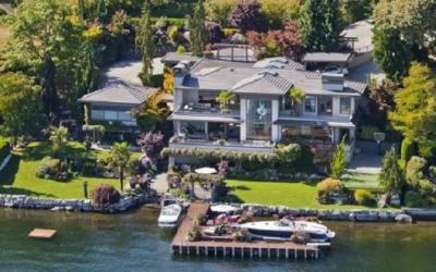Дом Билла Гейтса: интересные факты о жилье миллиардера