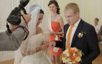 45 свадебных фото, которые заставят вас улыбаться