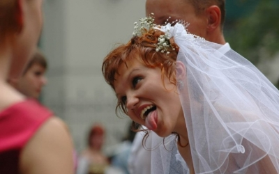 Самые смешные фото невест