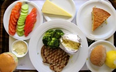 20 примеров, чем кормят людей, попавших в больницы, в разных странах мира
