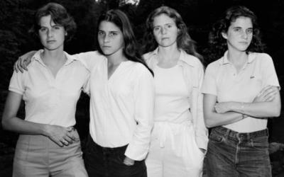 Четыре Сестры Фотографировались Каждый Год В Течение 40 лет – Посмотрите, Как Они Выглядят Сегодня!