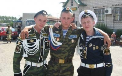 Дембельский альбом, или выпускники швейных войск, 50 забавных фото