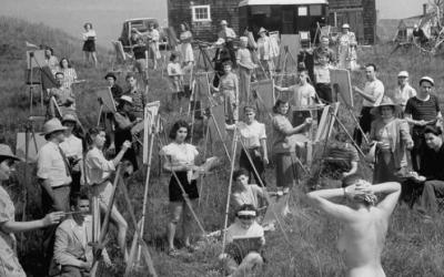 50 интересных исторических фотографий
