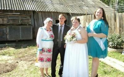 Беспощадные русские свадьбы: 45 ржачных фото