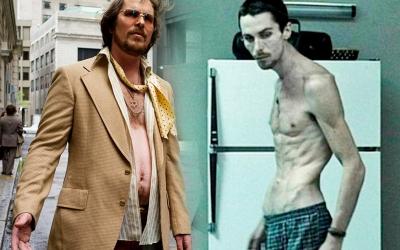 На какие изменения идут актеры ради роли в фильме