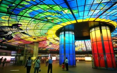 Подземная красота: 30 самых обворожительных станций метро