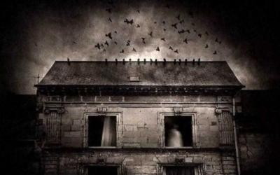 Жуткие дома с призраками: страшные истории