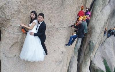 21 снимок, который докажет, что свадьба не должна быть идеальной