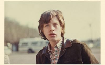 Неизвестные и редкие фотографии Rolling Stones: 30 снимков