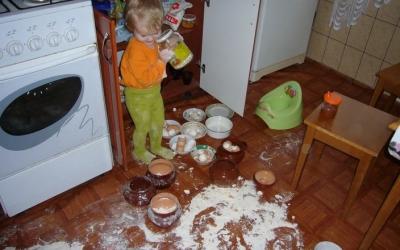 Что бывает, когда дети решают помочь родителям