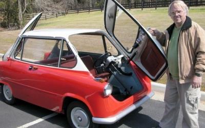 45 самых нелепых автомобилей