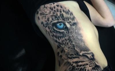 50 крутых тату, захватывающих дух