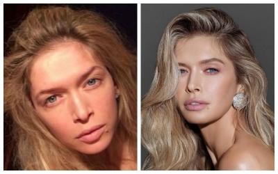 Обман на лицо: отечественные звезды без макияжа
